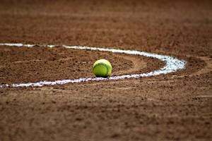 basebollový míček