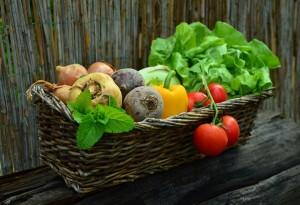Zelenina a vitamíny