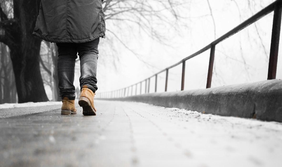 chůze a vliv na stáří